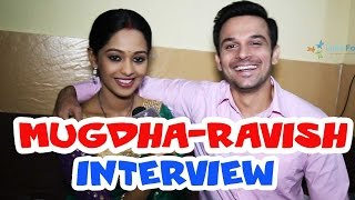 Mugdha Chapekar & Ravish Desai's candid chat with India-Forums