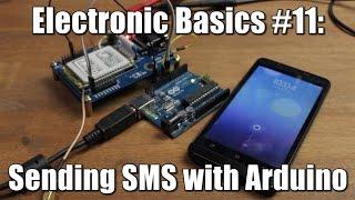 getlinkyoutube.com-Electronic Basics #11: Sending SMS with Arduino || TC 35 GSM Module