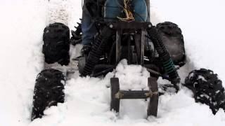 getlinkyoutube.com-самодельный квадроцикл из урала 4Х4
