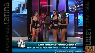 getlinkyoutube.com-Shirley Arica y Las Nuevas Justicieras