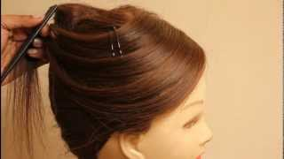 getlinkyoutube.com-French Knot Hairstyles by estherkinder