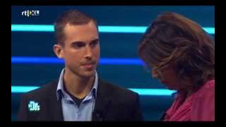Wouter de Jong bij De Dokters op RTL4