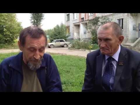 О жизни чернобыльцев в Калуге