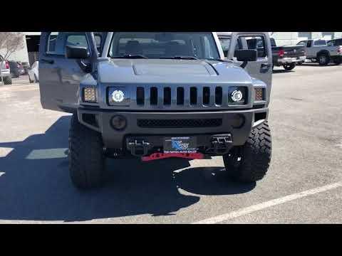 2009 HUMMER H3 4WD 4dr H3T ALPHA 951.694.4412 SOLD