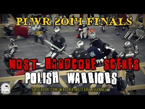 PLWR 2014 - Most Hardcore Scenes of Polish Warriors