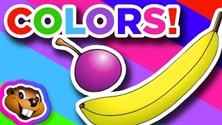 getlinkyoutube.com-The Color Game - English Kindgarten Education