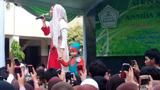 getlinkyoutube.com-Sulis Cinta Rasul-Ya Thoybah