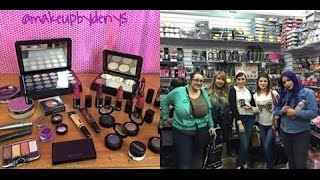 getlinkyoutube.com-Mini Haul compras en centro df prolux,la girl,prosa,my colors, motives ,Mary kay y más
