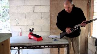 getlinkyoutube.com-Carabine à CO2 Walther Lever Action Stainless