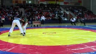 getlinkyoutube.com-Чемпионат Мира по борьбе на поясах 2013г.Россия-Кыргызстан