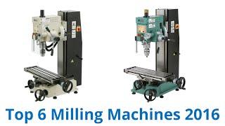getlinkyoutube.com-6 Best Milling Machines 2016