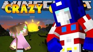 getlinkyoutube.com-Minecraft Crazy Craft 3.0 : TRANSFORMER ARMOUR! #3