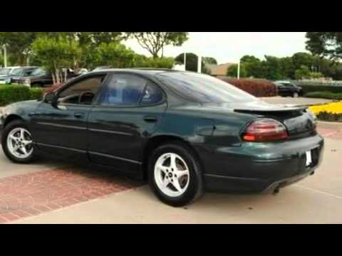2000 Pontiac Grand Prix Interior - 2000 Pontiac Grand Prix