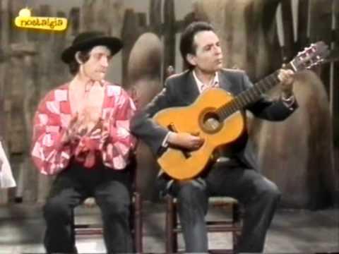 """Un, dos, tres... - Los hermanos Calatrava - """"El flamenco"""""""