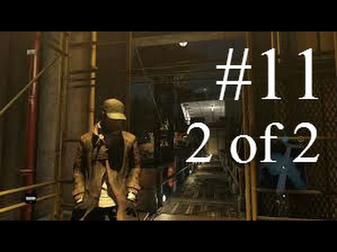 Watch Dogs Gameplay Walkthrough Part 11-2/2- Dressed In Peels (PS4)