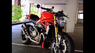 getlinkyoutube.com-2014 Ducati Monster 1200s Termignoni Exhaust