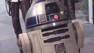 getlinkyoutube.com-Autographed R2-D2 for Sale | Treasure King