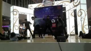 getlinkyoutube.com-[091016] LightSaber (Dance Cover Exo) - Dance Break + Monster @KalibataCity