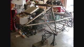 getlinkyoutube.com-Mini sand rail CBR1000 powered project build