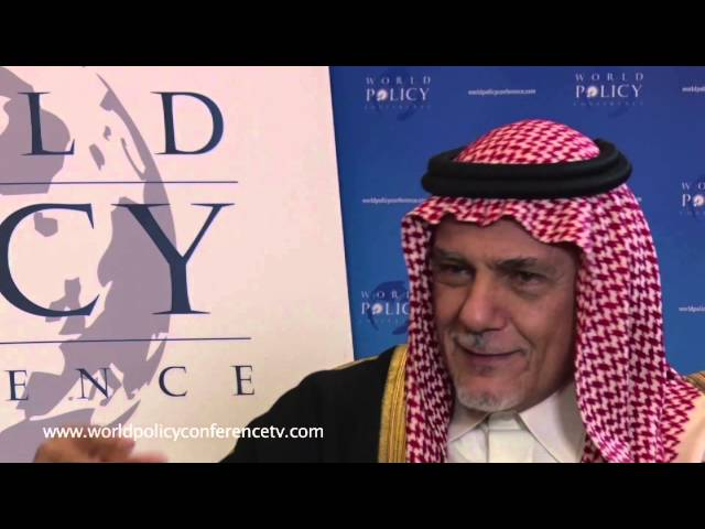 H.R.H Prince Turki Al-Faisal