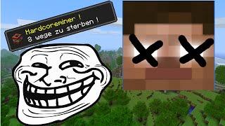 getlinkyoutube.com-8 Dumme Tode in Minecraft