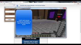 getlinkyoutube.com-Minecraft Un-banning Tool - Unban yourself from any server!