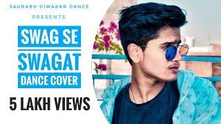 Swag Se Swagat   Tiger Zinda Hai   cover Dance by Little boy