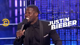 getlinkyoutube.com-Roast of Justin Bieber - Kevin Hart - Shirts Off - Uncensored