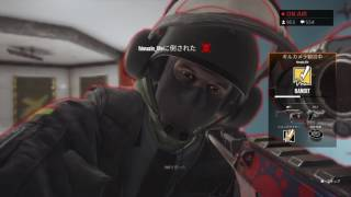 getlinkyoutube.com-【LIVE録画】PS4からR6Sをプレイ!【11】