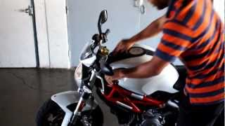 getlinkyoutube.com-2014 Ducati Monster 796 ABS