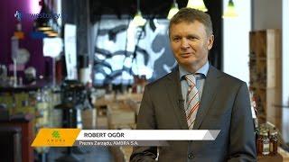 Robert Ogór, Prezes Zarządu, AMBRA S.A., #3 PREZENTACJE WYNIKÓW