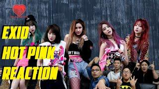 getlinkyoutube.com-[4LadsReact] EXID(이엑스아이디) - HOT PINK 핫핑크 MV Reaction
