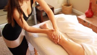 getlinkyoutube.com-Sensual massage therapy technique