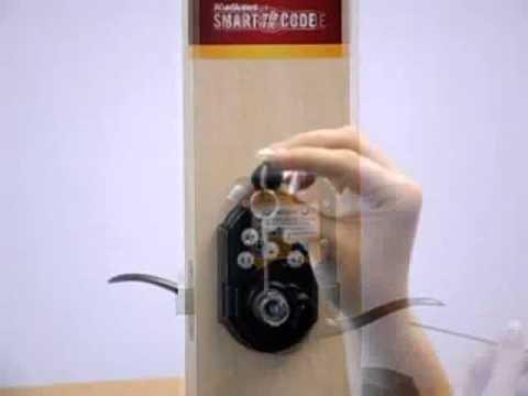 Kwikset 912 SmartCode Lever Install Video