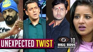 getlinkyoutube.com-SHOCKING TWIST : Salman Khan Brings Monalisa's Boyfriend On Bigg Boss 10