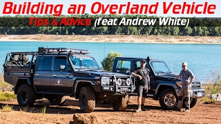 getlinkyoutube.com-Building an Overland Vehicle Tips and Advice (feat Andrew White)