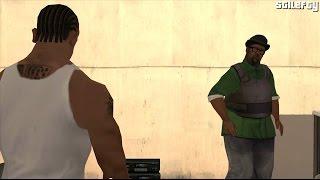 getlinkyoutube.com-GTA San Andreas - Ending / Final Mission - End Of The Line