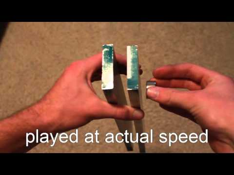 uncommon magnet tricks - eddy currents