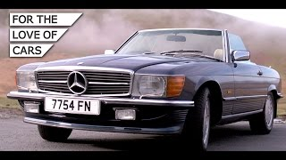 getlinkyoutube.com-Mercedes SL500 R107: Charles Morgan's Classics - Carfection