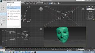 getlinkyoutube.com-Face Tracking Tutorial | After Effects | 3DS Max | PFTrack
