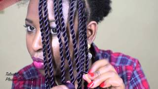 getlinkyoutube.com-Senegalese Twist Full Tutorial | Protective Hairstyles