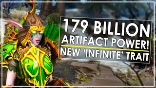 getlinkyoutube.com-Artifact Power: Revamped in Patch 7.2! Here's How It Works