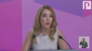 Primer debate del INE entre los candidatos a la Presidencia de la República 2018