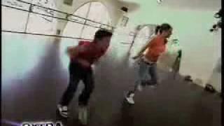 getlinkyoutube.com-Taylor Lautner showing off his Hip Hop skills!(10 or 11 yrs old)