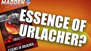 getlinkyoutube.com-GET ESSENCE OF URLACHER FAST! WHAT IS THIS ESSENCE OF URLACHER? Madden Mobile 17 Most Feared