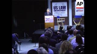 Former Iraq weapons advisor speech on security