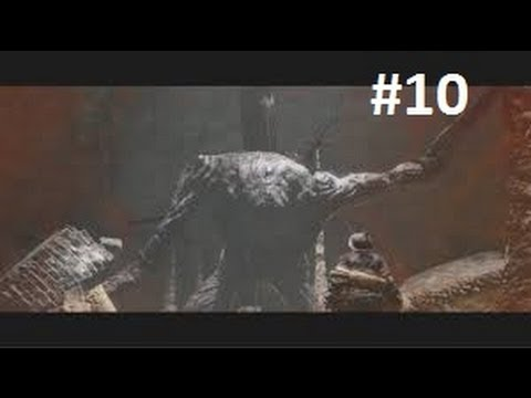How Not to Fight a Boss   Dark Souls 2 gameplay walkthrough part 10