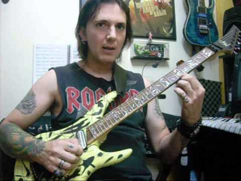 Aula de Guitarra Rock Iniciante 1