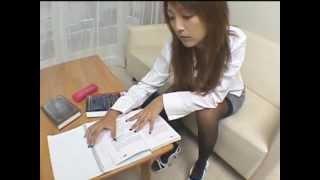 getlinkyoutube.com-Kaede Matsushima - Sexy Teacher