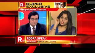 Roopa on Sasikala's Privileges width=